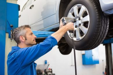 Car Wheel Alignment Service
