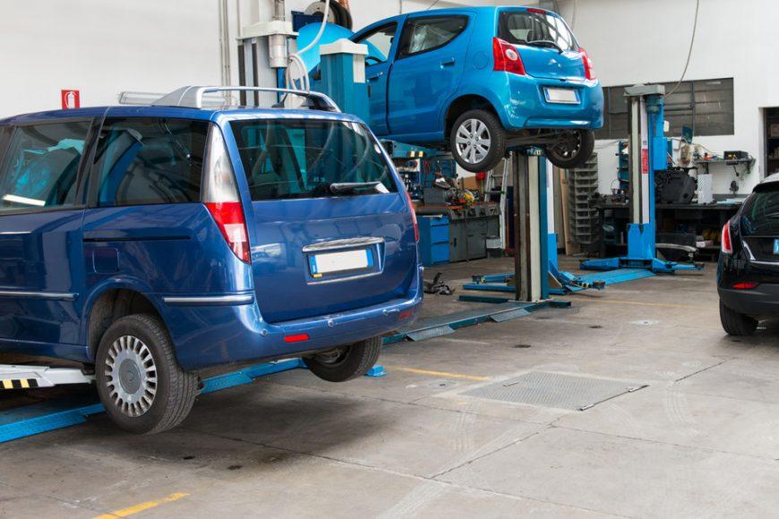 AUTO REPAIR SERVICE IN BEVERLY HILLS CA