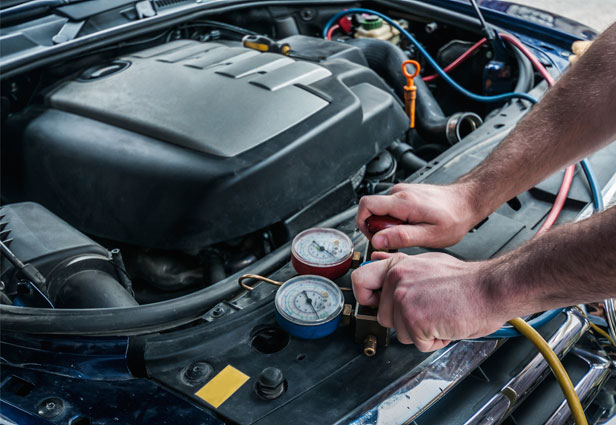 Car Air-conditioning Repair Services