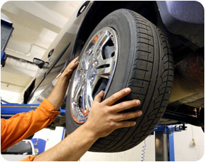 CAR TIRE SERVICES – IT IS IMPORTANT TO INFLATE THEM